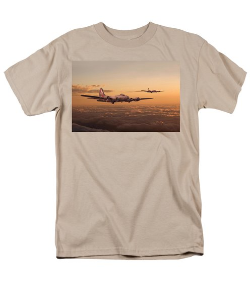 Last Home Men's T-Shirt  (Regular Fit) by Pat Speirs
