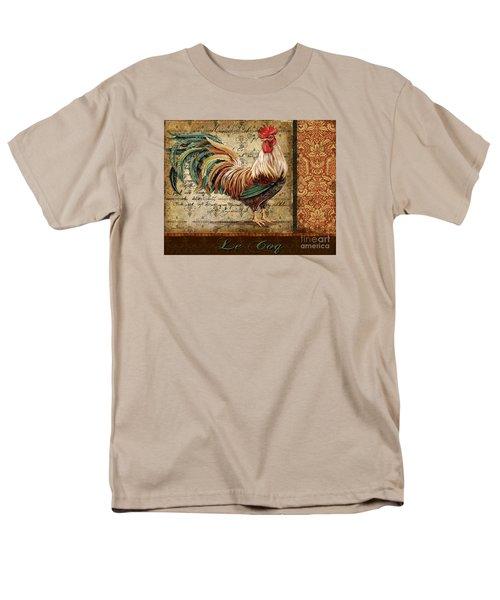 Le Coq-g Men's T-Shirt  (Regular Fit) by Jean Plout