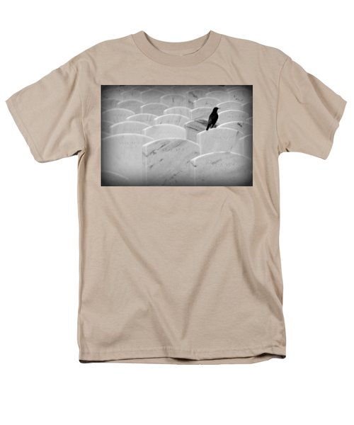 Leavenworth Men's T-Shirt  (Regular Fit) by Lynn Sprowl
