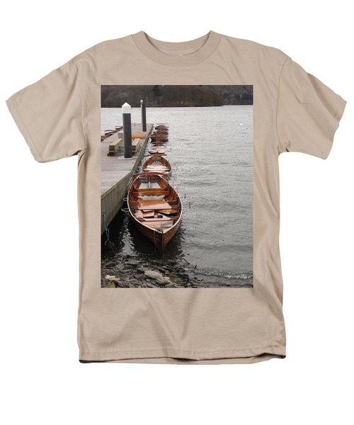Let's Ride Men's T-Shirt  (Regular Fit) by Tiffany Erdman