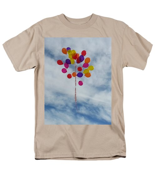 Men's T-Shirt  (Regular Fit) featuring the photograph Letting Go by Emmy Marie Vickers