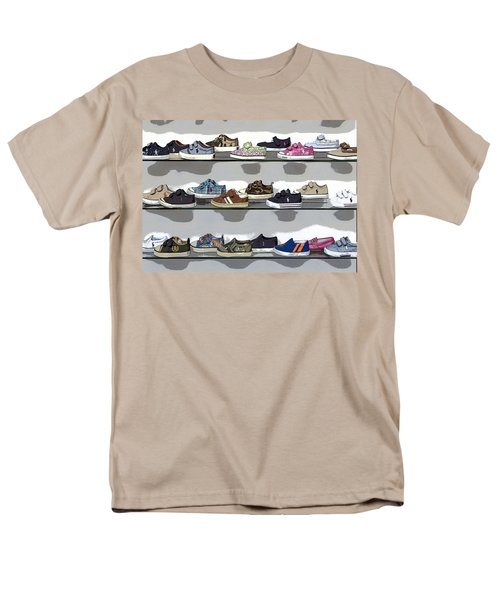 Little Sneakers Men's T-Shirt  (Regular Fit) by Keith Armstrong