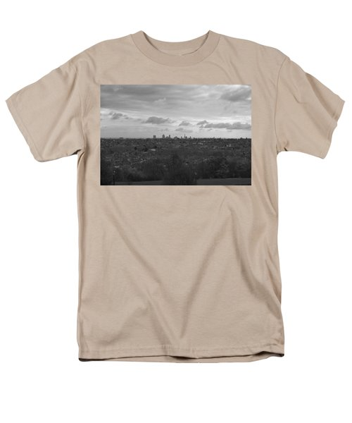 Men's T-Shirt  (Regular Fit) featuring the photograph London City by Maj Seda