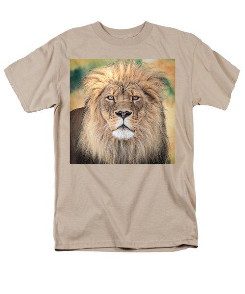 Majestic King Men's T-Shirt  (Regular Fit) by Everet Regal