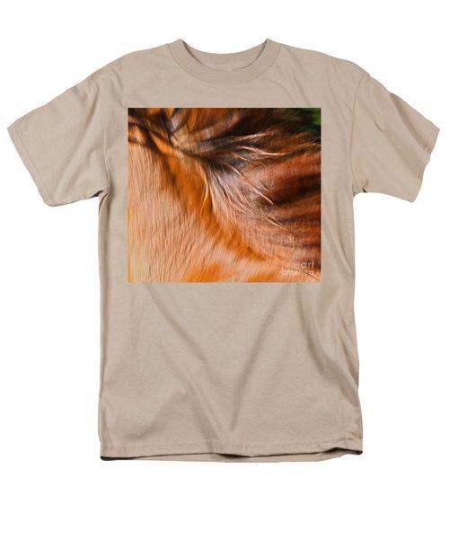 Mane Dance Light Men's T-Shirt  (Regular Fit) by Michelle Twohig