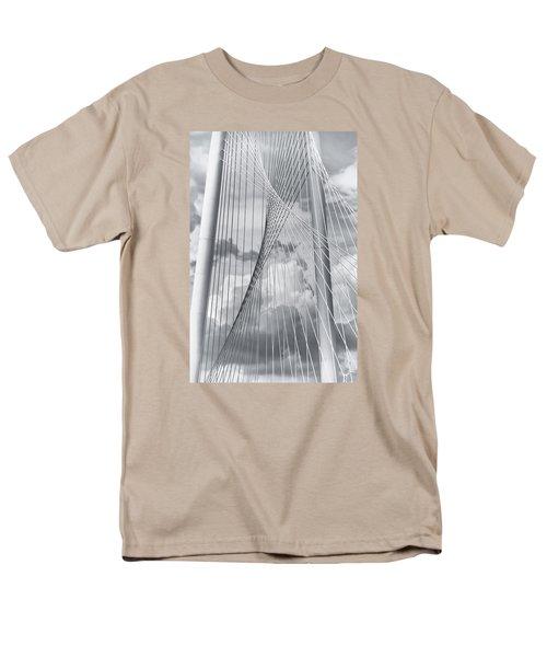 Margaret Hunt Hill Bridge Men's T-Shirt  (Regular Fit) by Joan Carroll