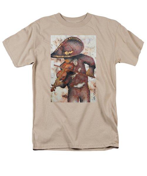 Mariachi I Men's T-Shirt  (Regular Fit) by J- J- Espinoza