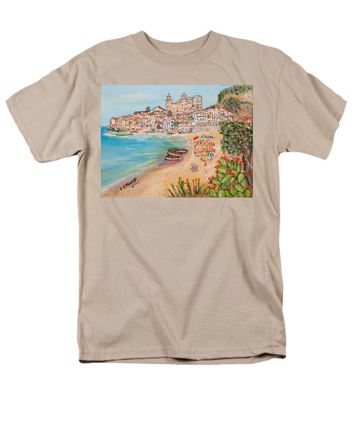 Memorie D'estate Men's T-Shirt  (Regular Fit) by Loredana Messina
