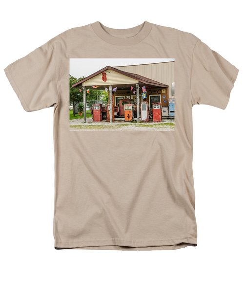 Memories Of Route 66 Men's T-Shirt  (Regular Fit) by Sue Smith