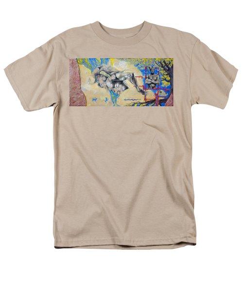 Minotaur Men's T-Shirt  (Regular Fit) by Derrick Higgins