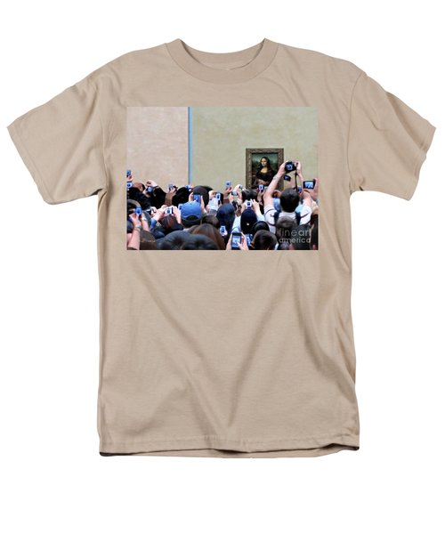 Mona Mobbed Men's T-Shirt  (Regular Fit) by Jennie Breeze