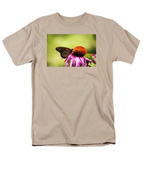 Monarch Glow Men's T-Shirt  (Regular Fit) by Shelly Gunderson