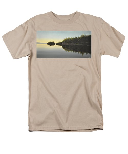 Muskoka Solitude Men's T-Shirt  (Regular Fit) by Kenneth M  Kirsch