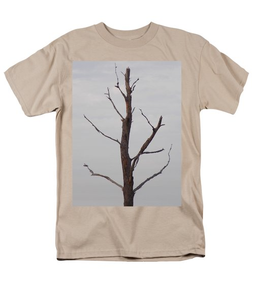 Men's T-Shirt  (Regular Fit) featuring the photograph Alzheimer's  Please Read Description by John Glass