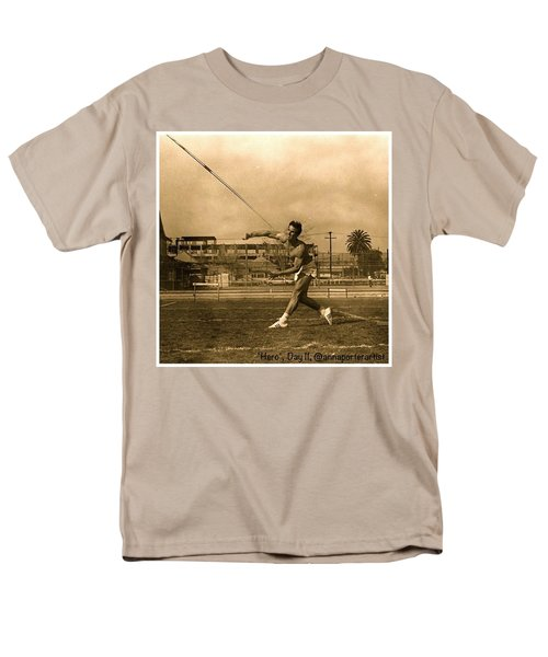 My #hero, George Porter, 1968 Men's T-Shirt  (Regular Fit) by Anna Porter