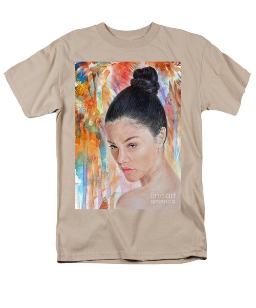 Myra Molloy Winner Of Thailand Got Talent II Men's T-Shirt  (Regular Fit) by Jim Fitzpatrick