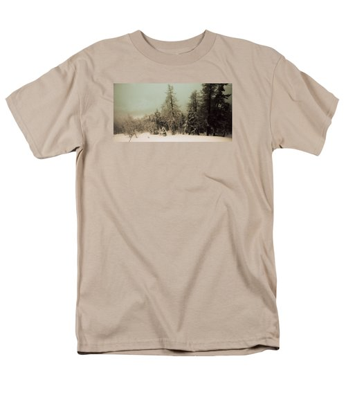 Mystic Woods Men's T-Shirt  (Regular Fit) by Vittorio Chiampan