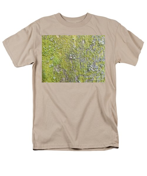 Natural Abstract 1 Men's T-Shirt  (Regular Fit)