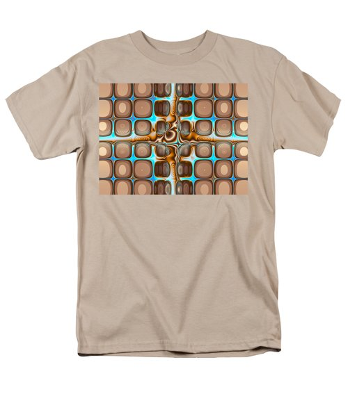 Neither Coffee Nor Tea Men's T-Shirt  (Regular Fit) by Wendy J St Christopher
