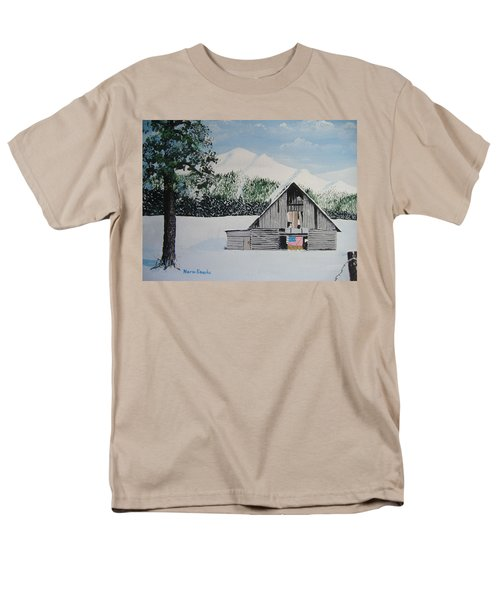 Old Forgotten But Still Proud Men's T-Shirt  (Regular Fit) by Norm Starks