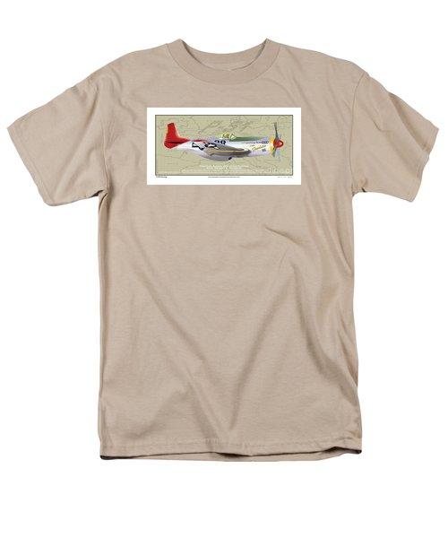 P-51  Men's T-Shirt  (Regular Fit)