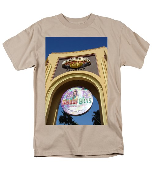 Men's T-Shirt  (Regular Fit) featuring the photograph Party Time by David Nicholls
