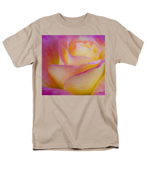 Men's T-Shirt  (Regular Fit) featuring the photograph Pastels by David Millenheft