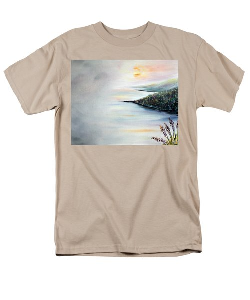Men's T-Shirt  (Regular Fit) featuring the painting Peace by Meaghan Troup