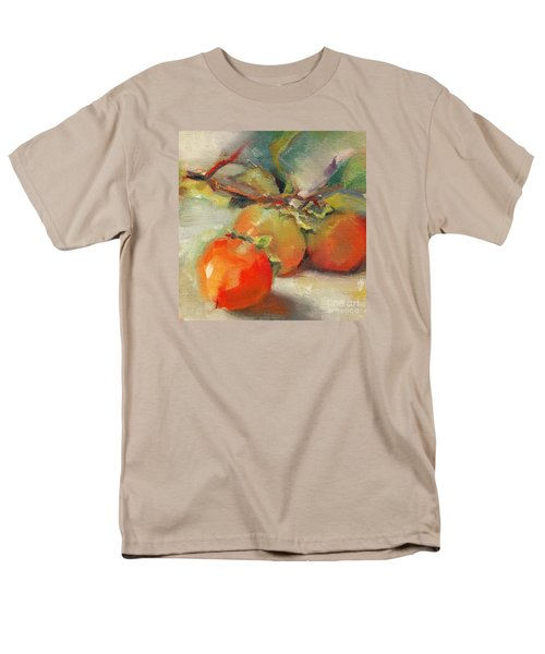 Persimmons Men's T-Shirt  (Regular Fit) by Michelle Abrams