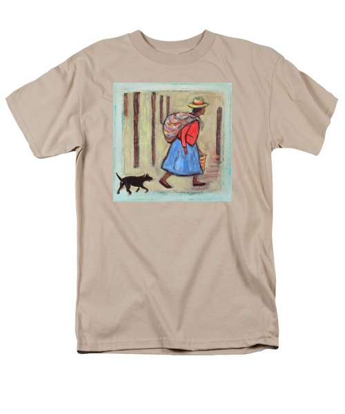 Peru Impression I Men's T-Shirt  (Regular Fit) by Xueling Zou