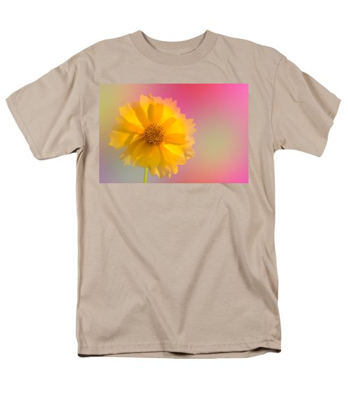 Petals Of Sunshine Men's T-Shirt  (Regular Fit) by Fred Larson