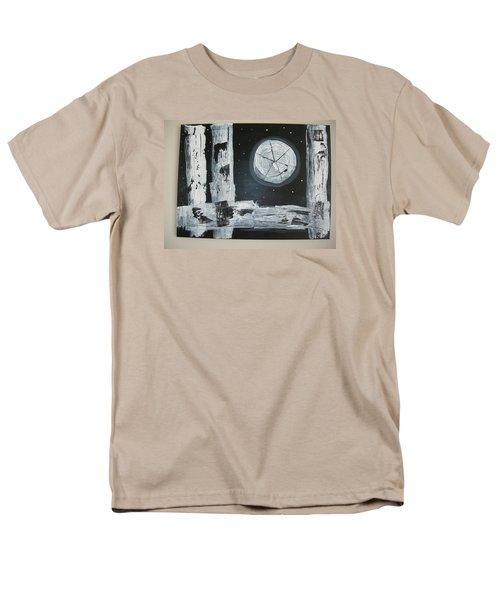Pie In The Sky Men's T-Shirt  (Regular Fit)