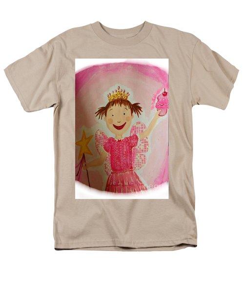 Pinkalicious Men's T-Shirt  (Regular Fit) by Marisela Mungia