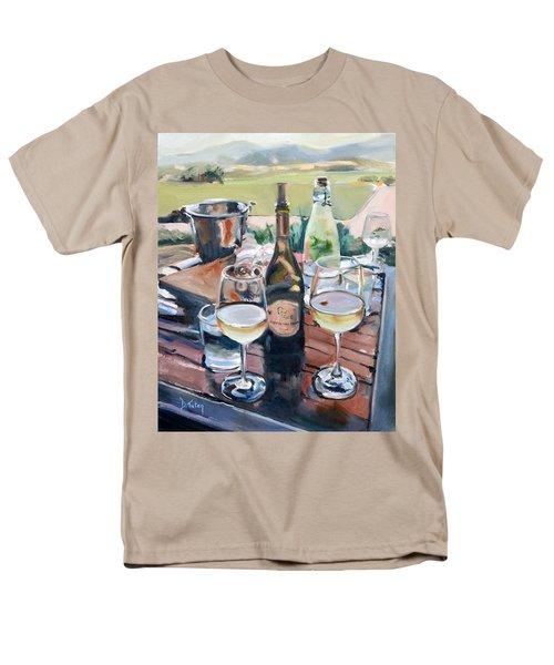 Pippin Hill Picnic Men's T-Shirt  (Regular Fit)