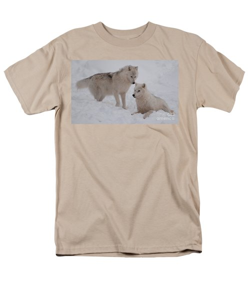 Men's T-Shirt  (Regular Fit) featuring the photograph Play Time by Bianca Nadeau