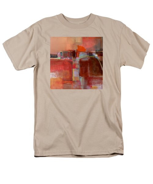 Pont Des Arts Men's T-Shirt  (Regular Fit) by Michelle Abrams