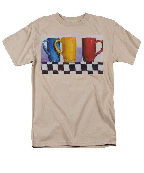 Primarily Coffee Men's T-Shirt  (Regular Fit)
