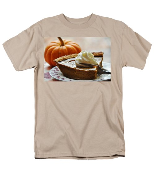 Pumpkin Delight Men's T-Shirt  (Regular Fit) by Cheryl Baxter