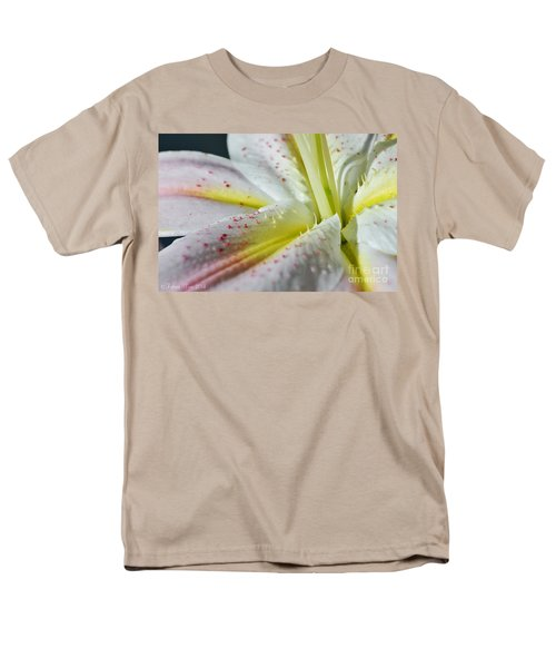 Pure And Fragrant Men's T-Shirt  (Regular Fit) by Felicia Tica