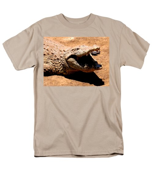 Put It Right Here Men's T-Shirt  (Regular Fit) by Jay Milo