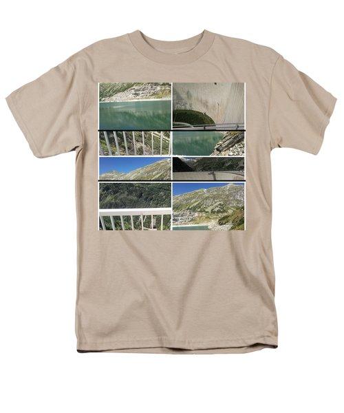 Men's T-Shirt  (Regular Fit) featuring the photograph Qui Se Noie by Sir Josef - Social Critic - ART