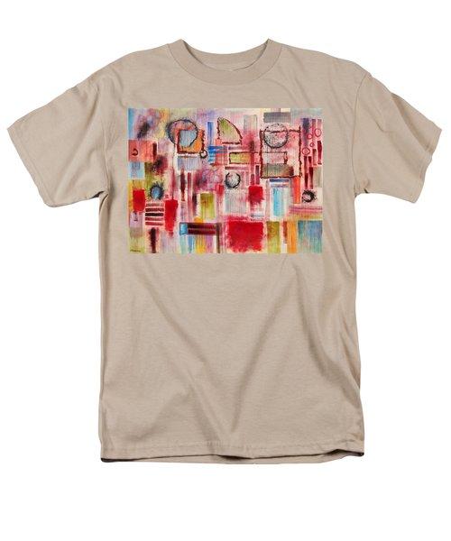 Rainy Panes Men's T-Shirt  (Regular Fit) by Jason Williamson