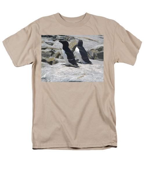 Razorbills 2 Men's T-Shirt  (Regular Fit) by James Petersen