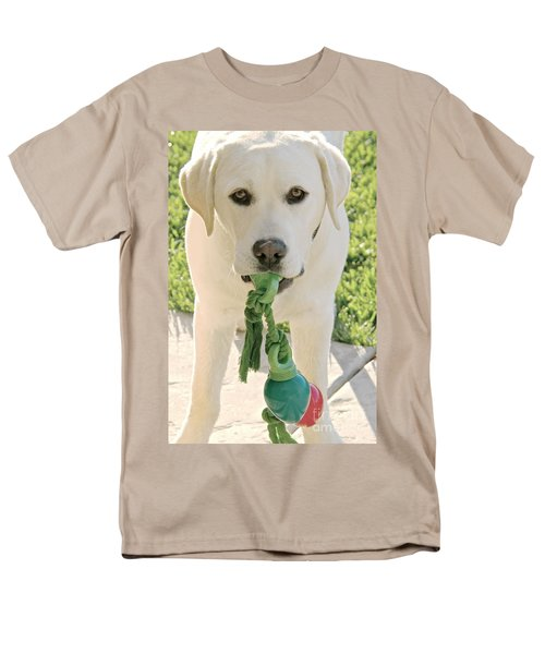 Ready For The Holidays Again Men's T-Shirt  (Regular Fit) by Suzanne Oesterling