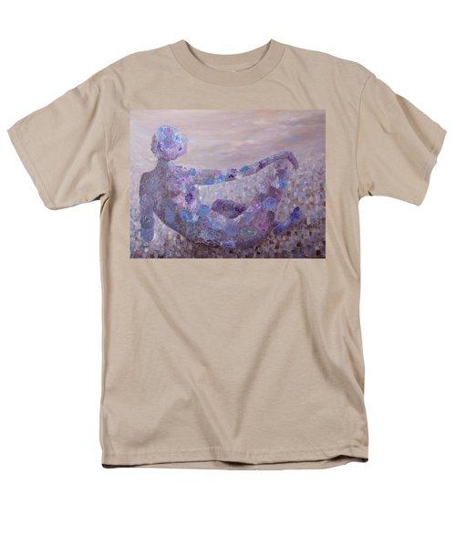 Reflecting Men's T-Shirt  (Regular Fit) by Joanne Smoley
