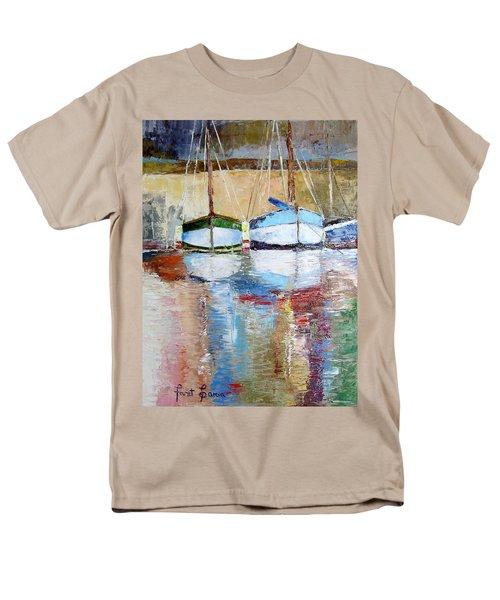 Reflections Men's T-Shirt  (Regular Fit) by Janet Garcia