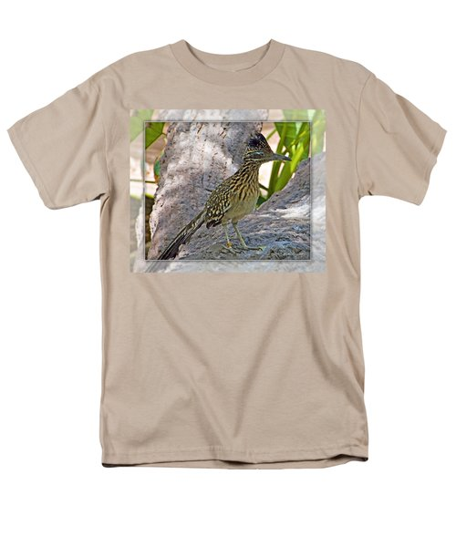 Roadrunner Men's T-Shirt  (Regular Fit) by Walter Herrit