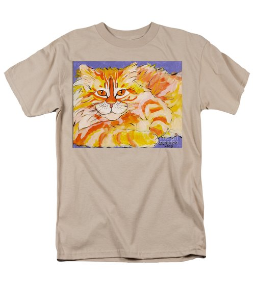 Men's T-Shirt  (Regular Fit) featuring the painting Rocket by Alison Caltrider