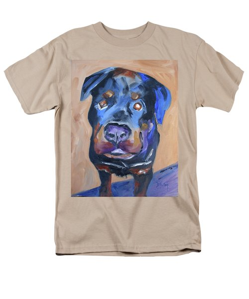Men's T-Shirt  (Regular Fit) featuring the painting Roman by Donna Tuten