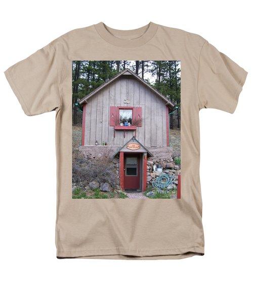 Root Cellar Men's T-Shirt  (Regular Fit)